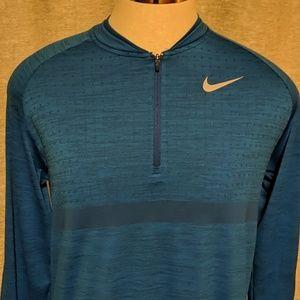 Nike Golf Brooks Keopke Blade Collar Pullover